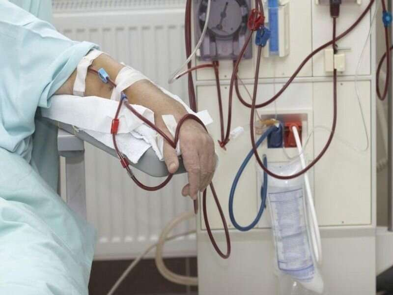 Financial penalties for dialysis centers do not increase performance