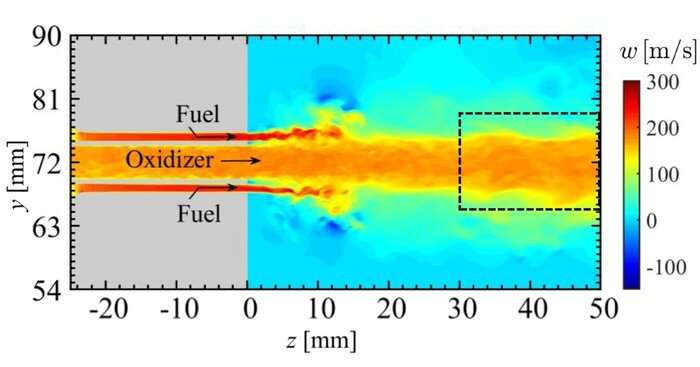 Finding the cause of a fatal problem in rocket engine combustors