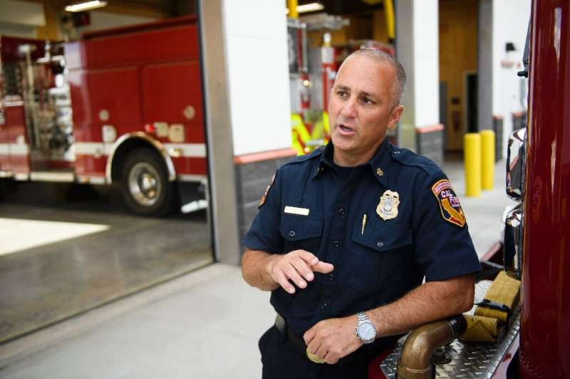 """Fire chief John Messina said Butte County serves as a warning, or """"ground zero,"""" for what could lie ahead of the rest"""