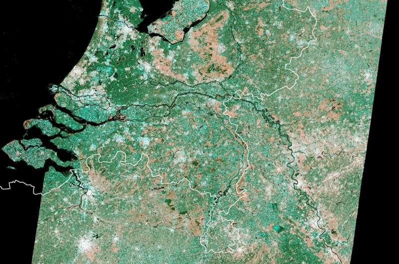 First Copernicus satellite exceeds design working life
