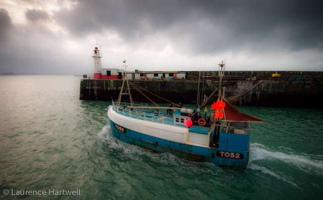 Fishers at risk in 'perfect storm'