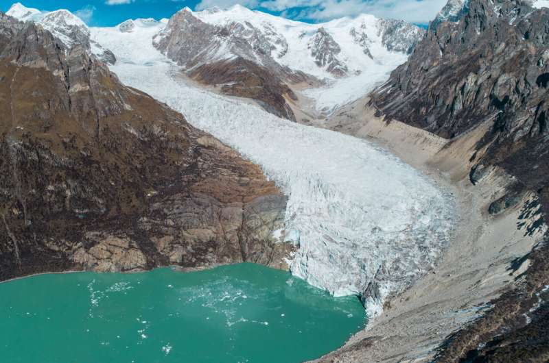 Flooding might triple in the mountains of Asia due to global warming