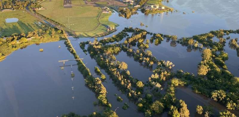 Floodplains aren't separate to a river — they're an extension of it. It's time to change how we connect with them