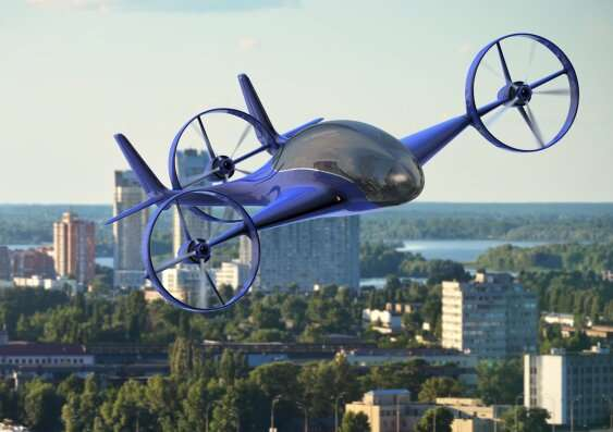 Flying cars could soon be ready for take off