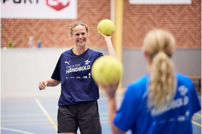 Football and team handball training may increase health span and, ultimately, lifespan