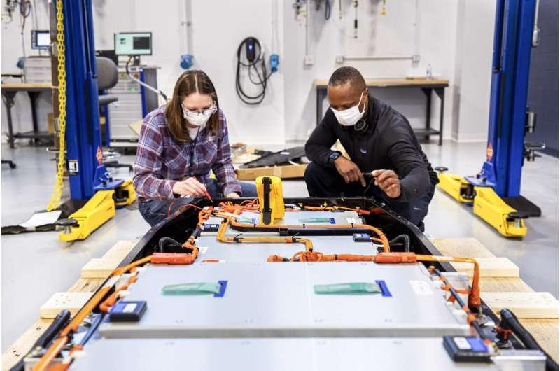 Ford, elektrikli araç aküleri geliştirmeyi ve üretmeyi planlıyor