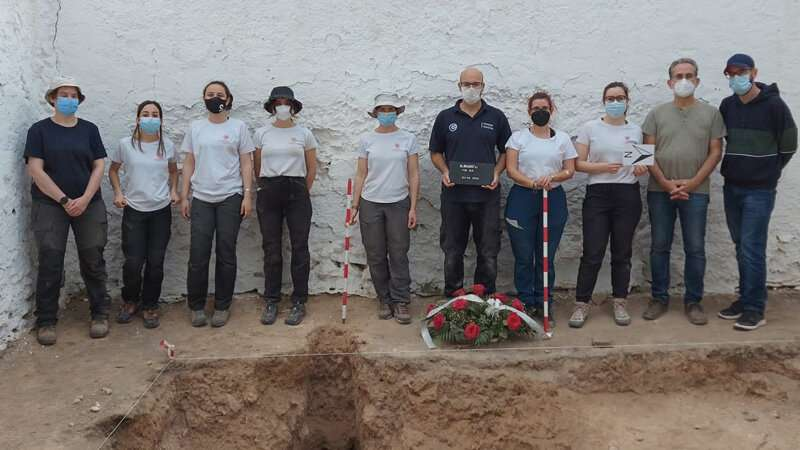 Forensic archaeologists begin to recover Spanish Civil War missing