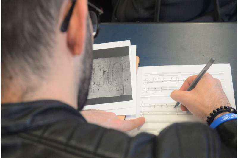 Forged books of seventeenth-century music discovered in Venetian library