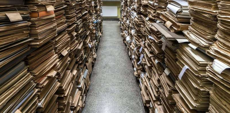 For the record: Digitizing archives can increase access to information but compromise privacy