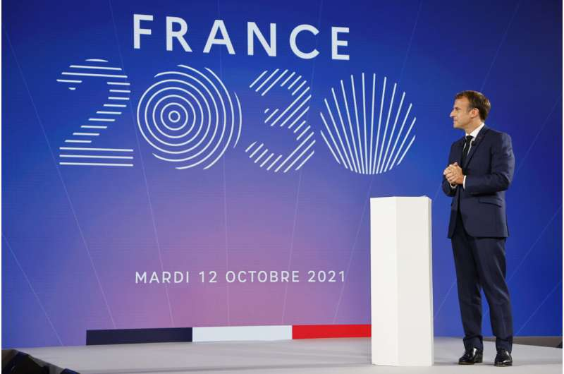 France's $35B innovation plan includes nuclear reactor funds