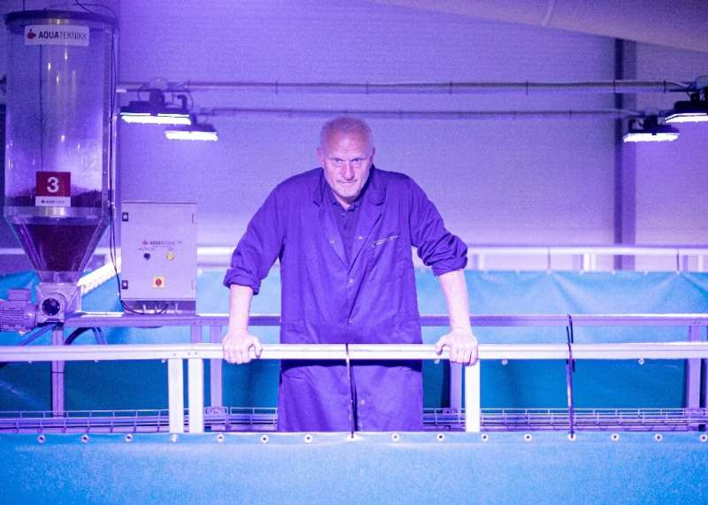 """Fredrikstad Seafoods general manager Roger Fredriksen says: """"""""At sea, you depend on the almighty for many things. In a"""