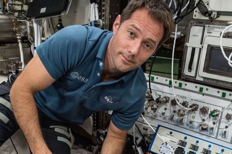 Freeze drying, oral health experiments make speedy return from space station aboard SpaceX Dragon
