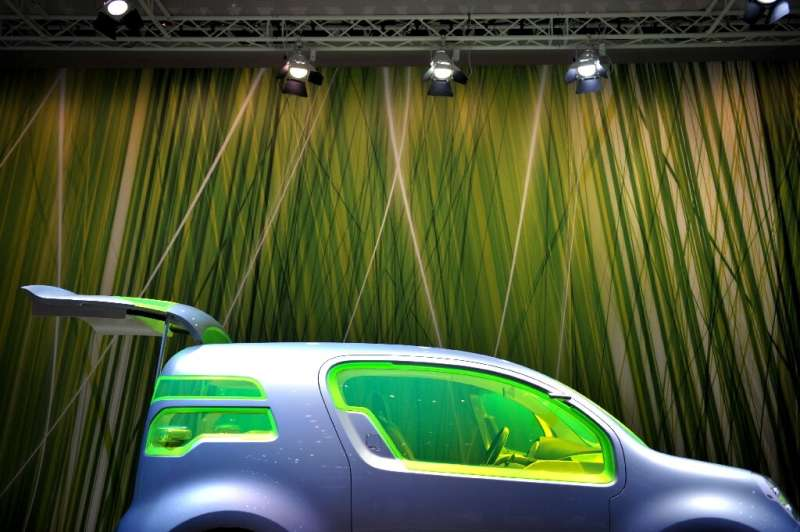 French carmaker Renault, one of the first to offer an electric vehicle, expects EVs to account for more than 65 percent of its c
