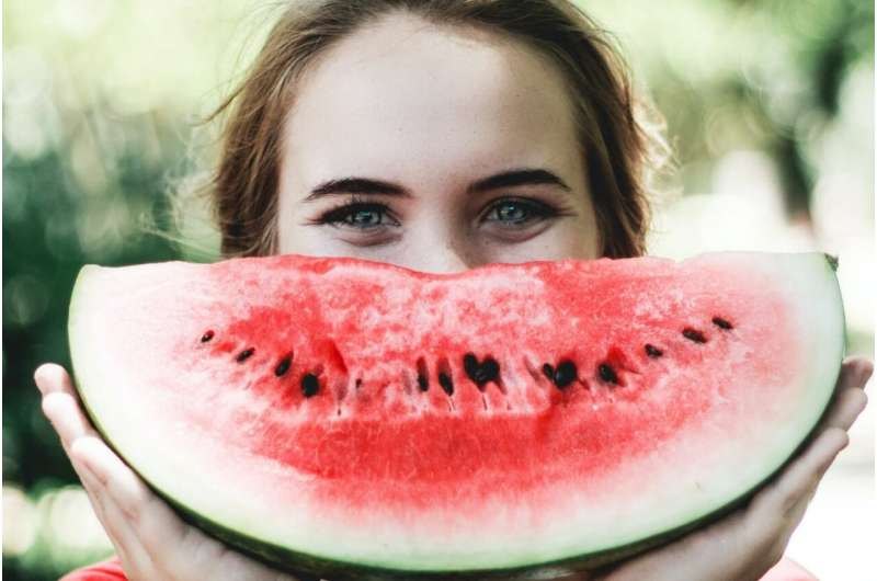 Fruit, vegetables and exercise can make you happier