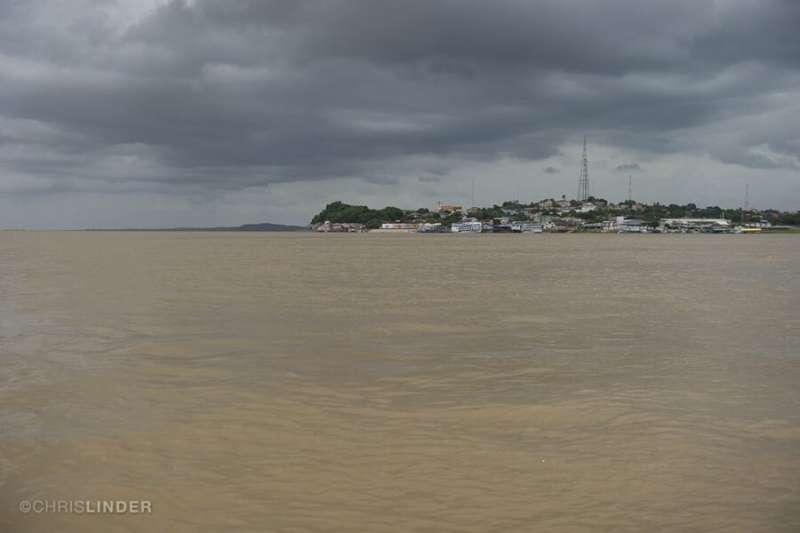 FSU researchers find La Niña increases carbon export from Amazon River