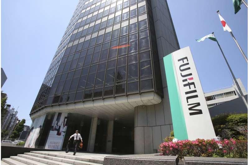 Fujifilm finds new niches, record profits amid pandemic