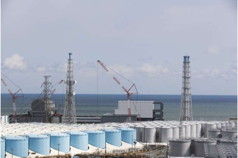 Fukushima nuclear water to be released via undersea tunnel