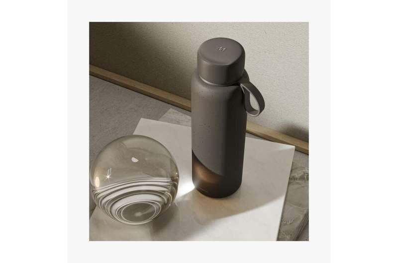 Gadgets: Smart water bottle