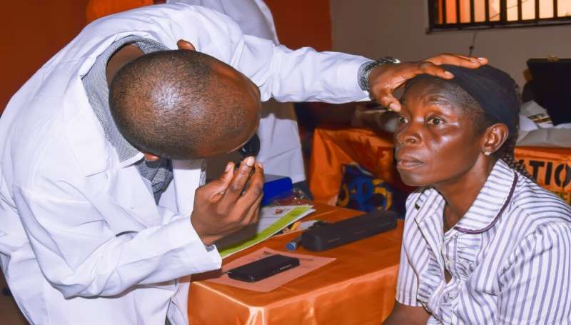 """Gambia's trachoma-free status """"sets example for Africa"""""""