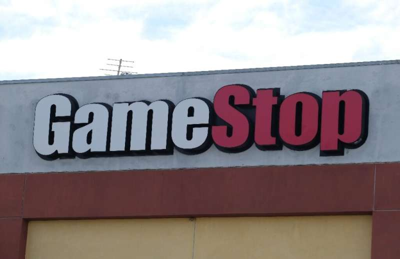 GameStop's share price soared last week after a group of amateur investors organizing on the online platform Reddit joined force