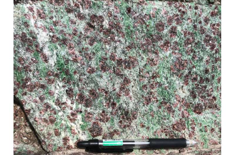 Geological cold case may reveal critical minerals