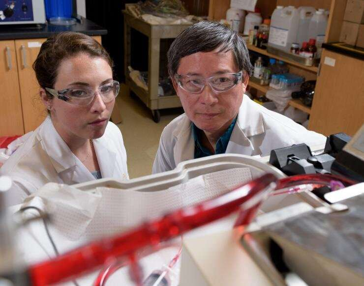 Georgia Tech researchers discover promising new treatment for dangerous thrombosis
