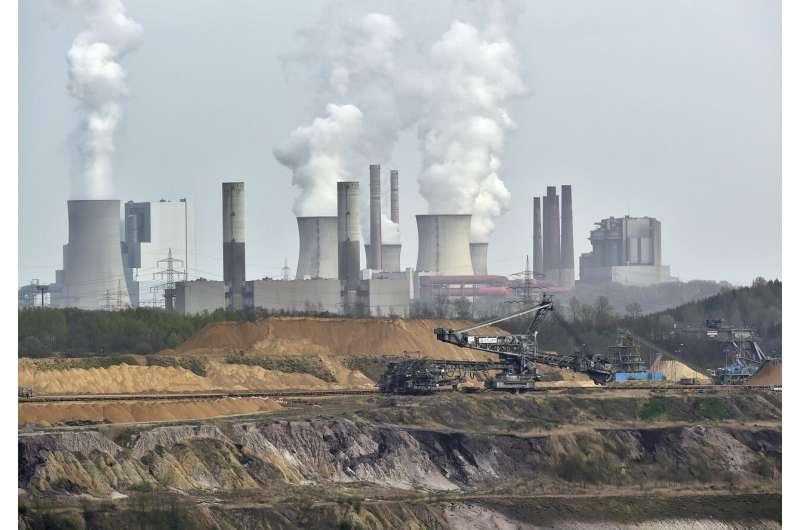 Alemania dice que superó el objetivo de 2020 de reducir las emisiones de gases de efecto invernadero