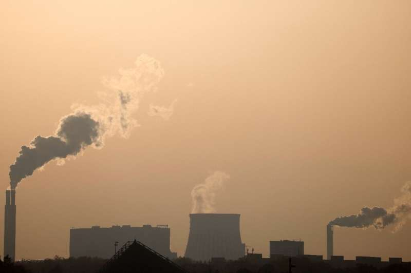 Germany's greenhouse gas emissions last year were around 41 percent lower than 1990 levels