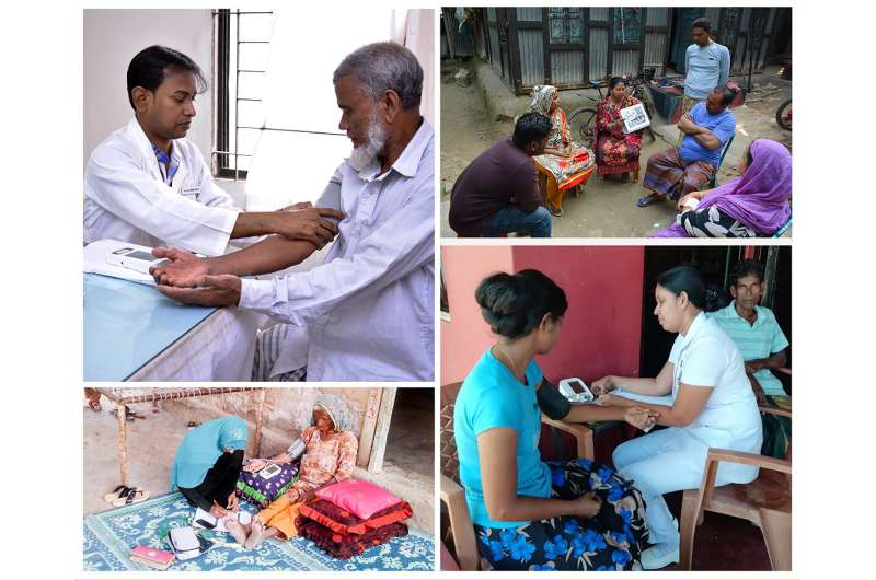 Getting on top of rural Asia's blood pressure