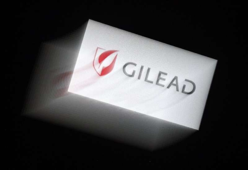 Gilead will pay 60% of the development costs for the new HIV treatment being developed with Merck (MSD)