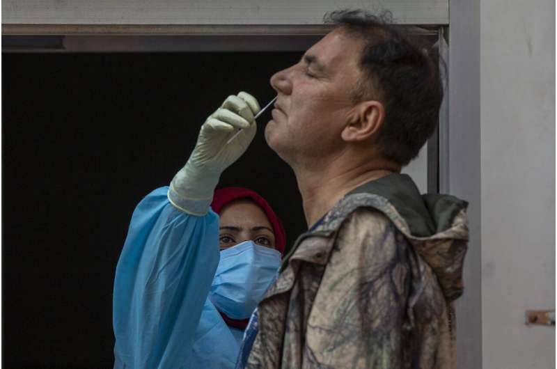 Glimmer of hope seen in India, but virus crisis not over yet