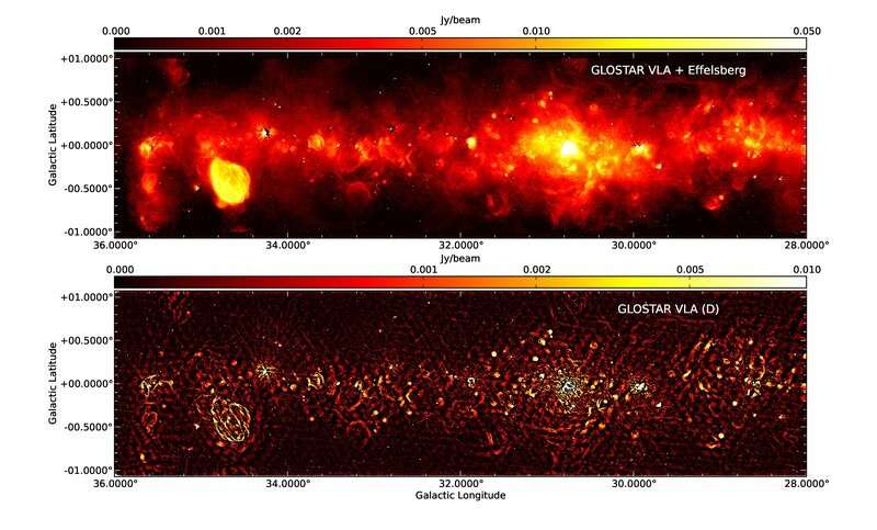 GLOSTAR - tracing atomic and molecular gas in the Milky Way