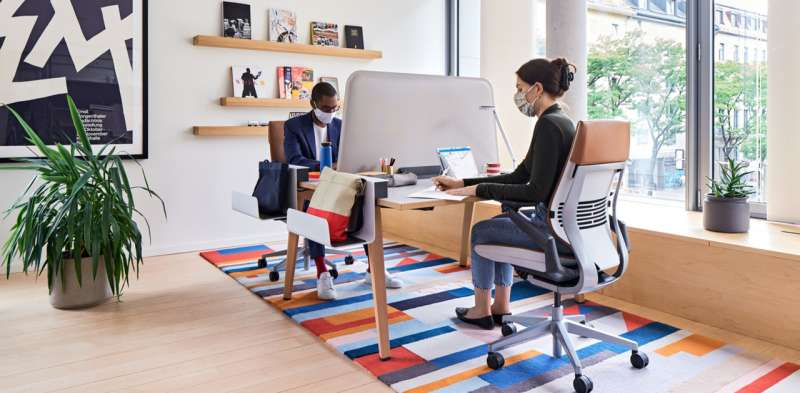 Going back to the office? The colder temperature could lead to weight gain