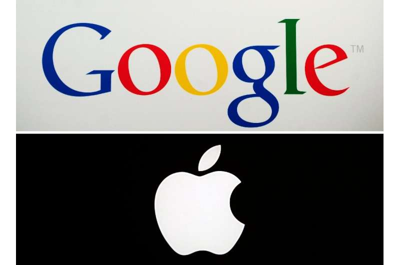Google and Apple were under the microscope over their decision to pull a Russian opposition app