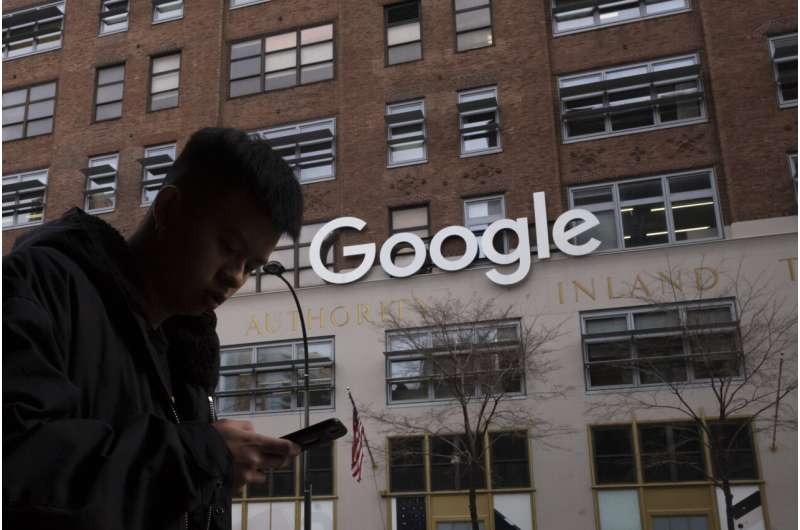 Google appeals $591M French fine in copyright payment spat