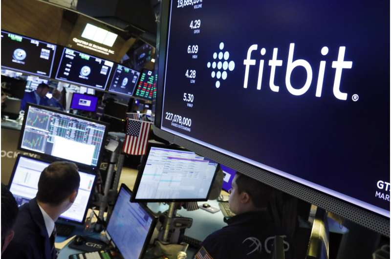 Google muscles up with Fitbit deal amid antitrust concerns