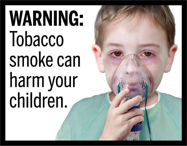 Graphic warning labels on cigarettes could have prevented hundreds of thousands of deaths