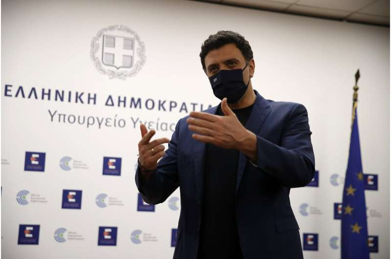 Greece orders private doctors to join COVID-19 battle