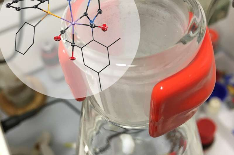 Greener chemistry through new approach to catalysis