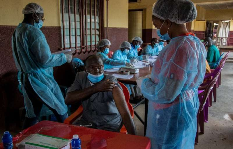 Guinea began a new round of Ebola vaccinations this year after an outbreak of the virus that research found stemmed from a survi