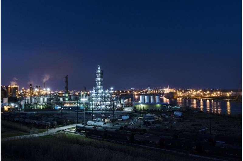 Gulf Coast ready to develop carbon storage hub
