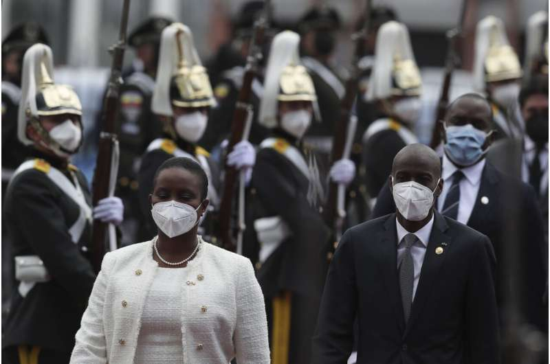 Haiti imposes curfew, orders mask use for pandemic emergency