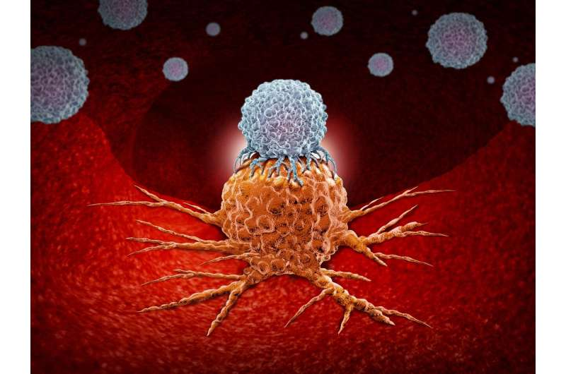 Handcuffing the culprit cancer: Immunotherapy for cold tumors with trispecific antibody