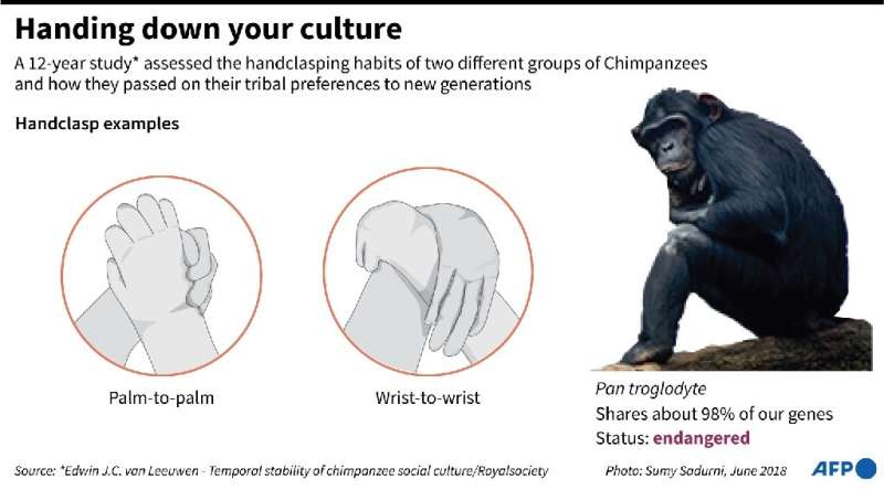 Handing down your culture