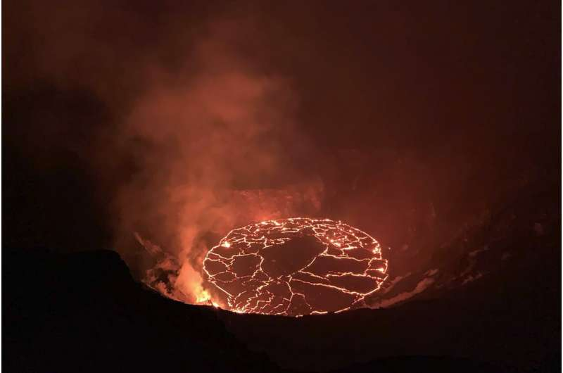 Hawaii's Kilauea Volcano stops erupting after months of lava