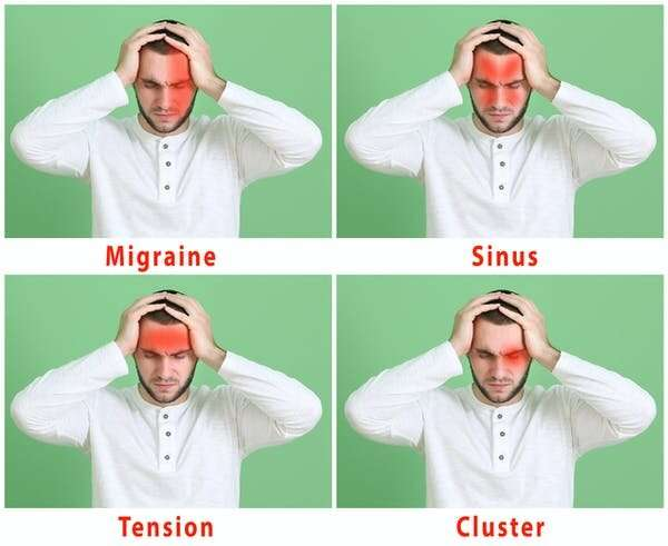 Headaches: three tips from a neuroscientist on how to get rid of them
