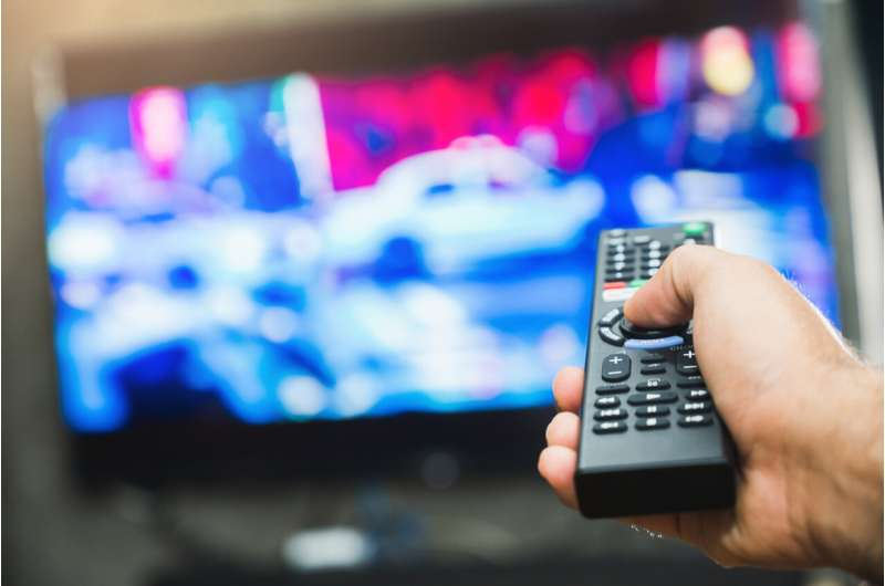 High consumption of US crime shows on television distorts social perceptions and promotes common myths