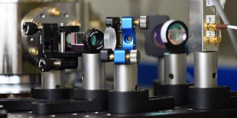 High-precision frequency measurement