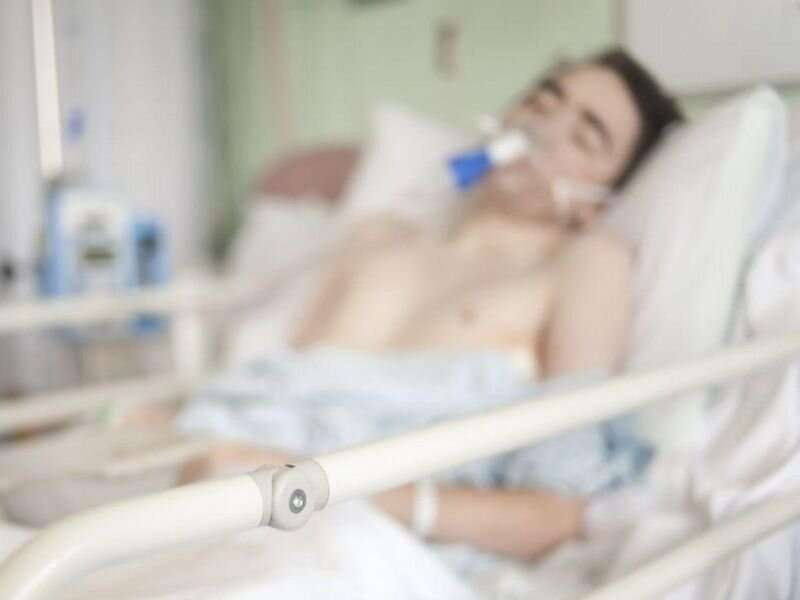 High viral load in lungs linked to COVID-19 mortality