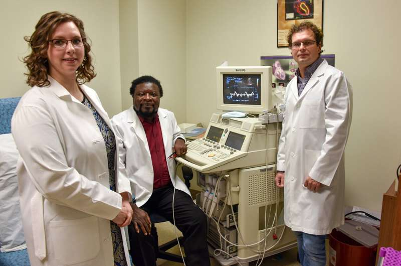 Higher blood pressure over life span increases congestive heart failure risk in Black people